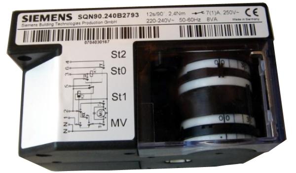 西门子4ookw高低压电动机接线图